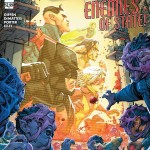 """Exclusive:  Look (A Year Further) Into The Future in """"Justice League 3001″ #1 [Preview]"""