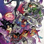 """Exclusive Cover Reveal: Dale Eaglesham's """"Justice League 3001″ #3 Variant"""