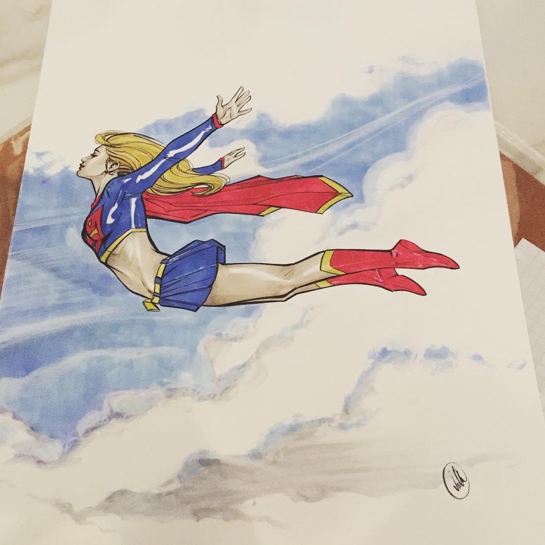 Supergirl Joelle Jones