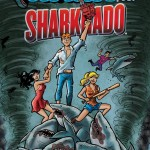 """The Death of Trash Culture in """"Archie vs. Sharknado"""" #1 [Review]"""