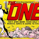 """The One %"" by Kaare Andrews [Dispatches from Image Expo]"