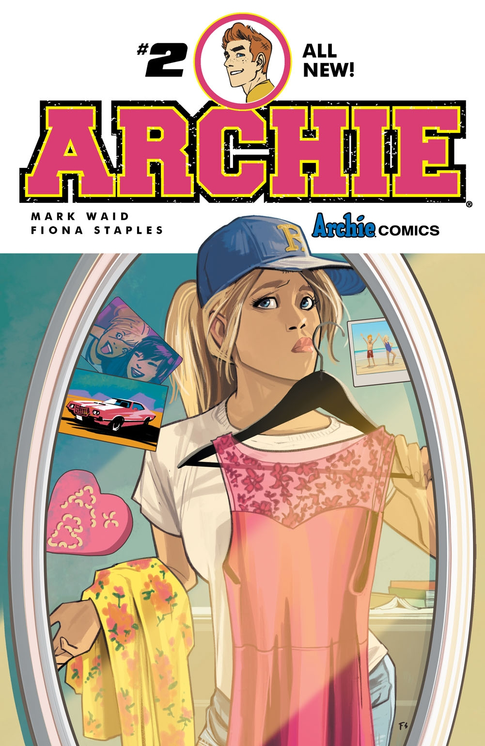 Archie 2 cover