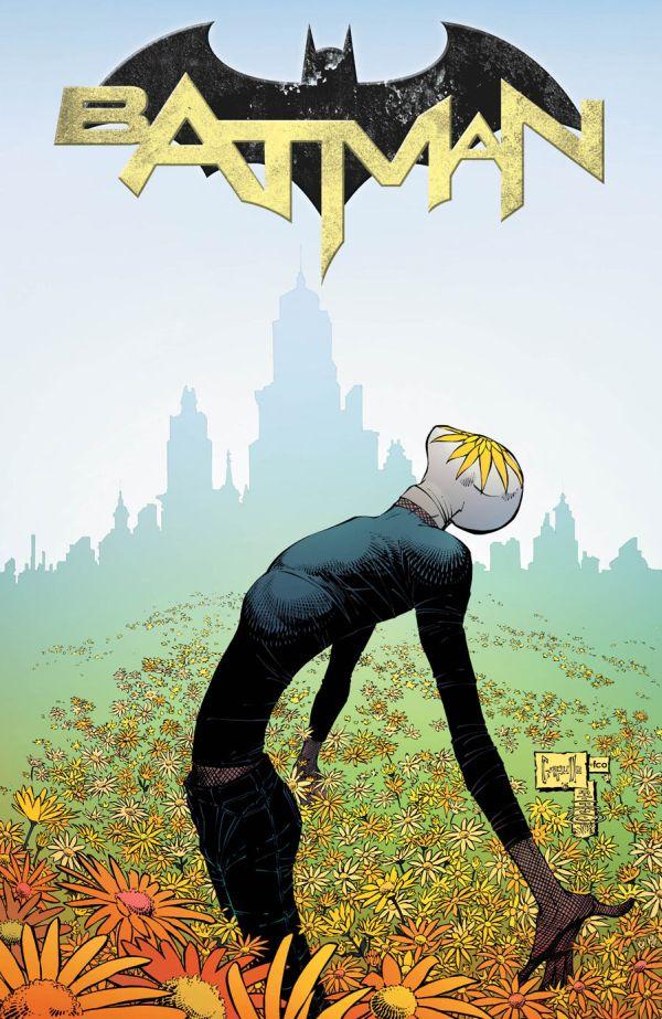 Batman #43 Cover