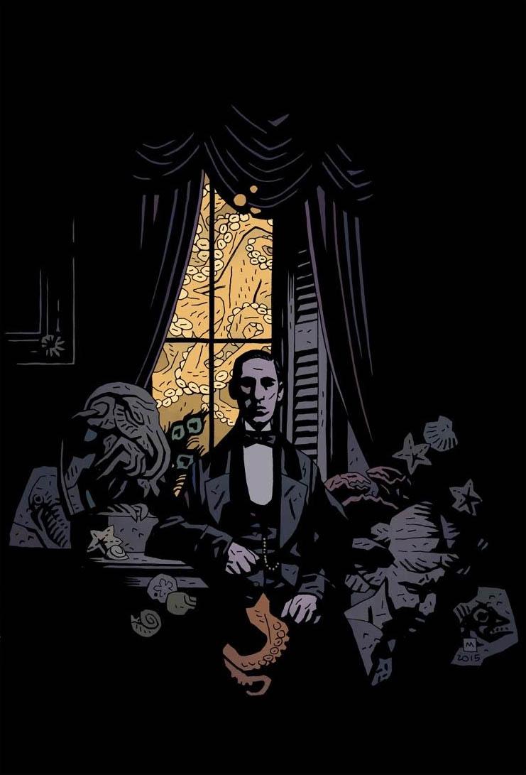 Children of Lovecraft (cover)