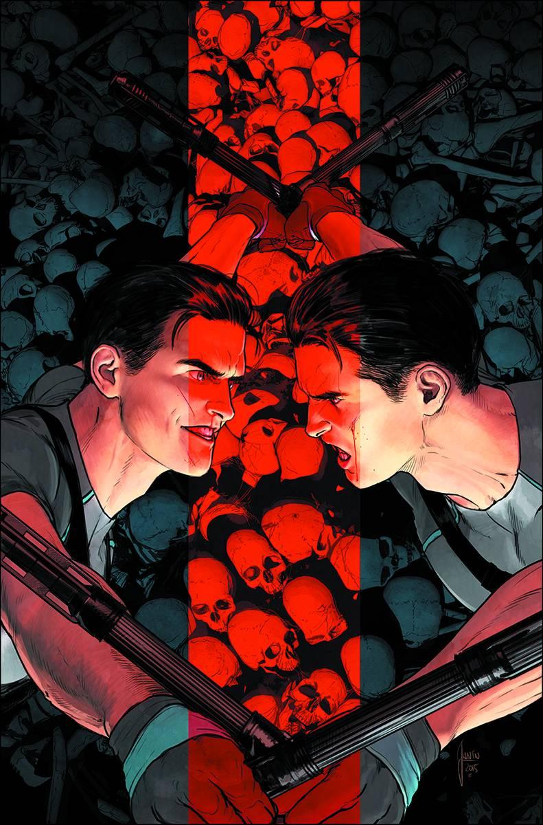 Grayson 11 cover