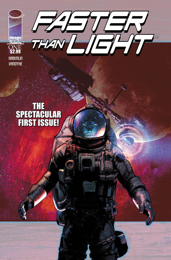 Faster Than Light Cover 1