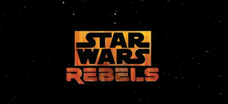 Star Wars Rebels Title