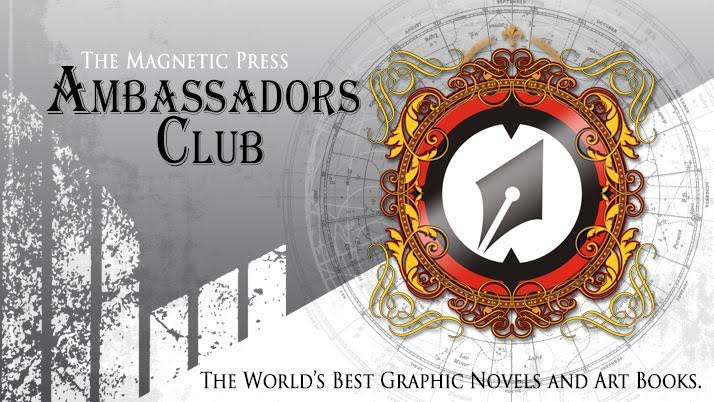 Magnetic Press: Ambassadors Club