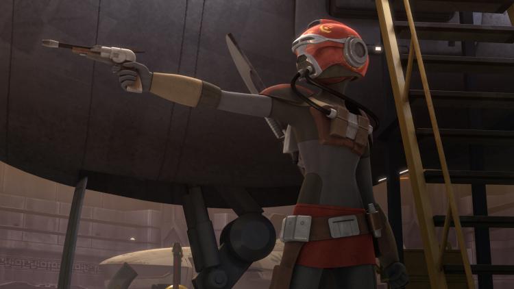Star Wars Rebels Blood Sisters