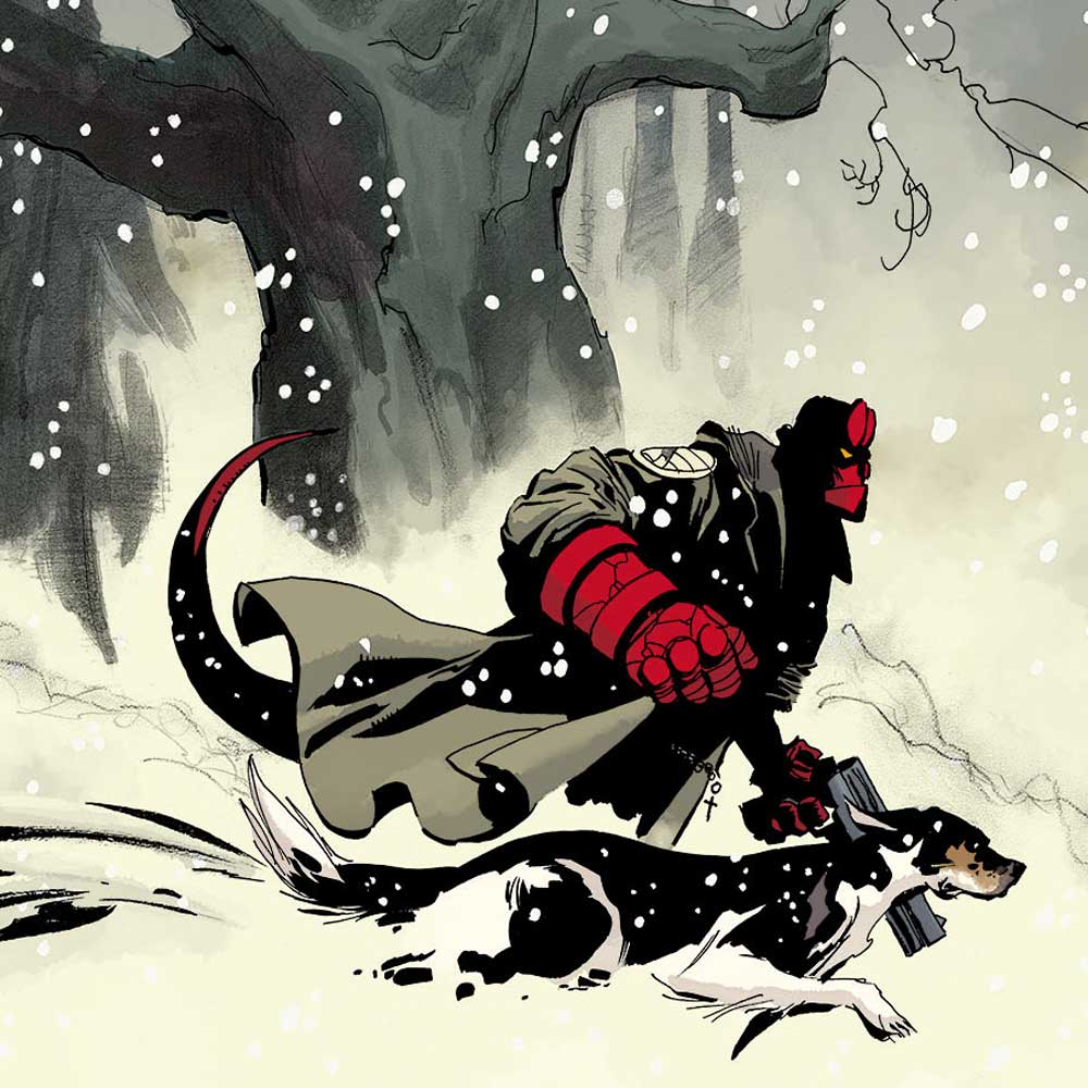 Feature Image - Hellboy Winter Special