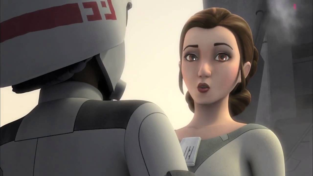 Star Wars Rebels A Princess On Lothal