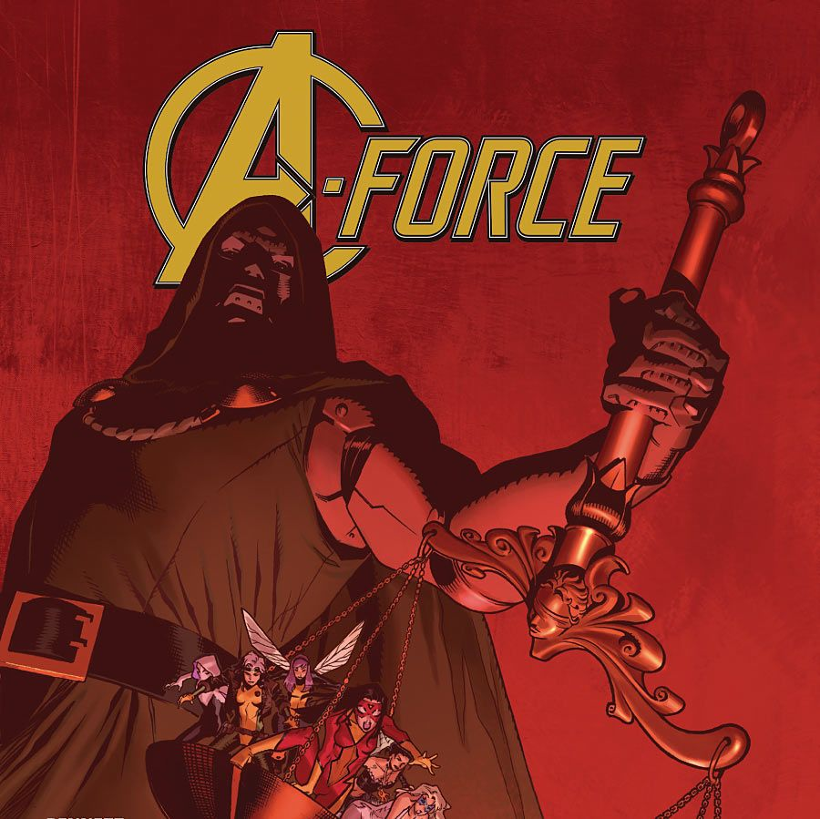 A-Force 2016 #2 Feature Image