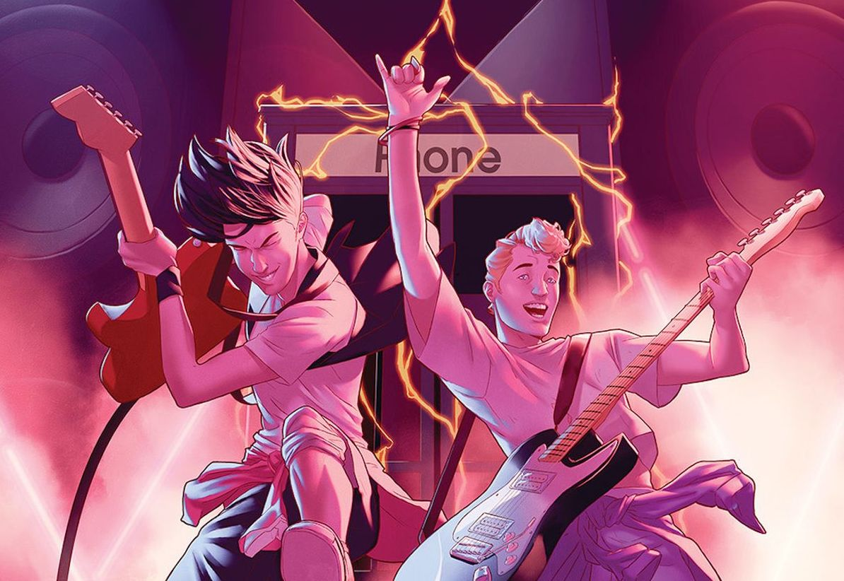 Bill and Ted Go to Hell #1 Featured Image