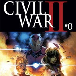 Civil War II Featured Image