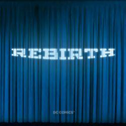 DC Rebirth Curtain