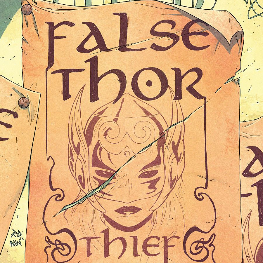 The Mighty Thor #4 Featured