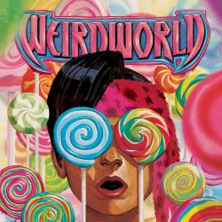 Weirdworld 4 Cover Featured Image