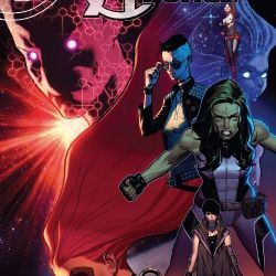 A-Force Issue 3 Cover