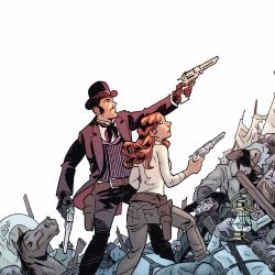 Feature - The Sixth Gun - Volume 1