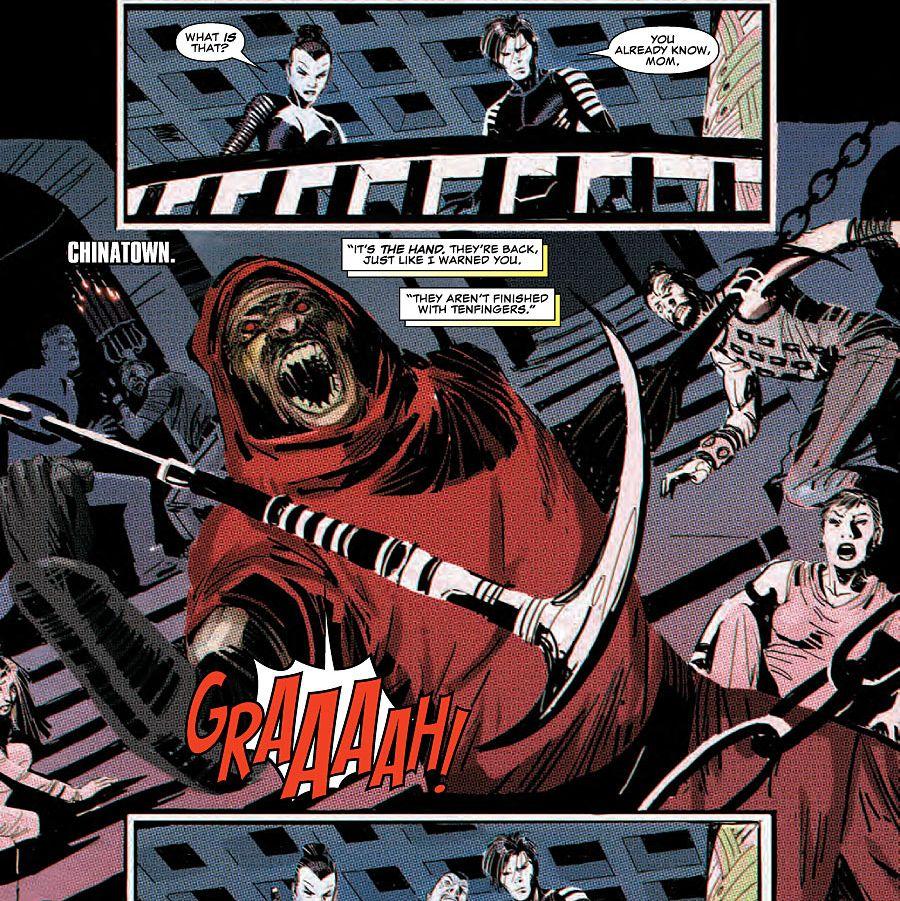 Daredevil #5 Featured