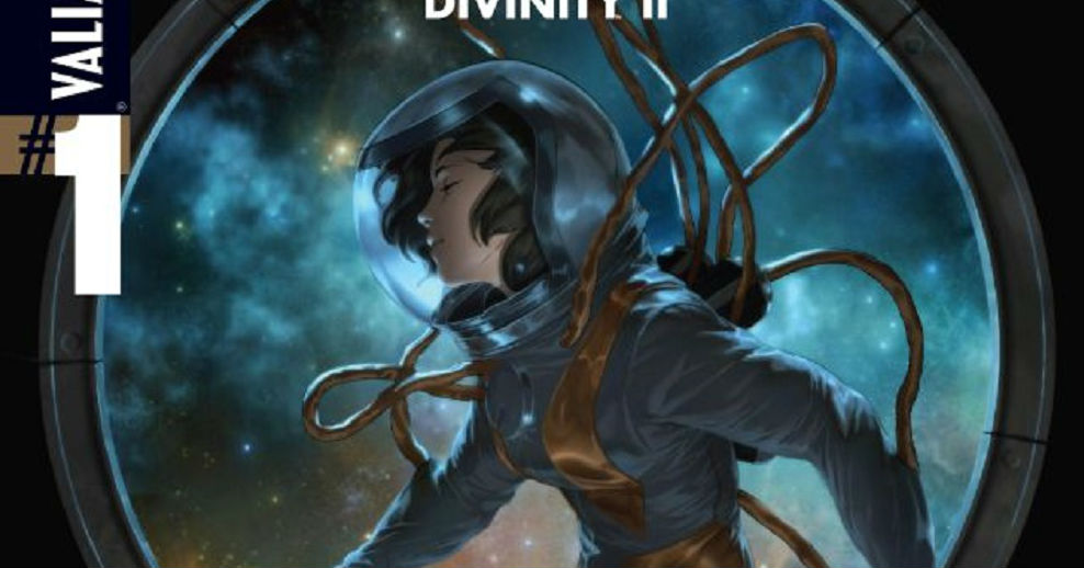 Divinity II #1 Cover Edit