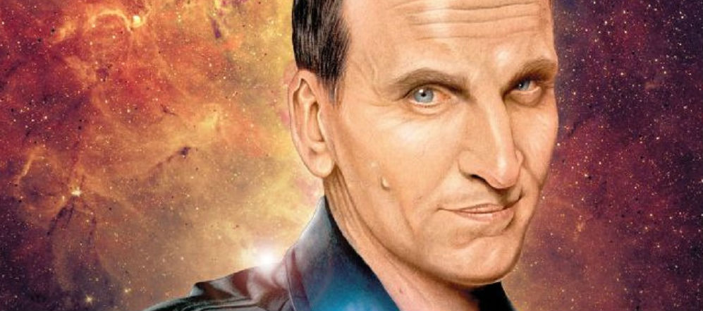 Doctor Who The Ninth Doctor #1 Cover Edit