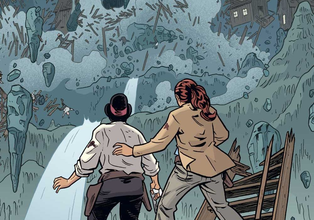 Feature - The Sixth Gun #21