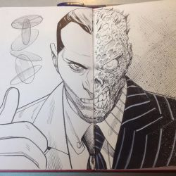 Two-Face Mike Hawthorne