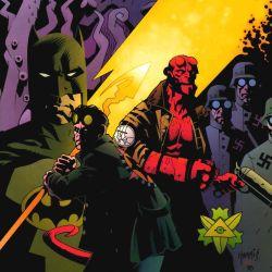 Batman/Hellboy/Starman Featured