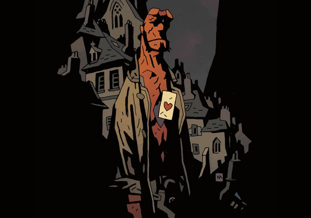 Feature: Hellboy in Hell V2 SDCC