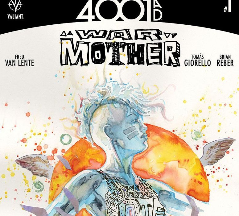 4001 War Mother Featured