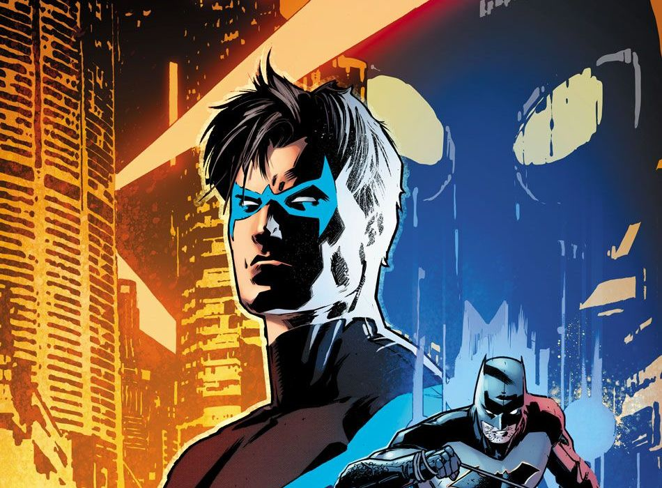 Nightwing 1 Featured