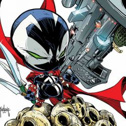Spawn Kills Everyone Issue One Cover Crop