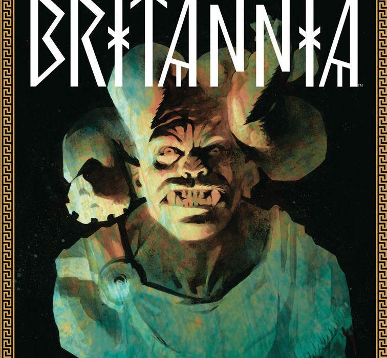 Britannia #1 Cover Edit