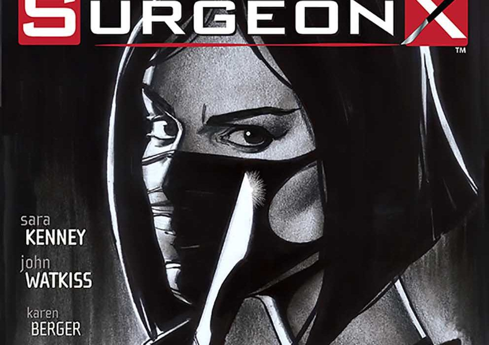 Surgeon X #1 Featured