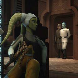 Star Wars Rebels Heras Heroe's