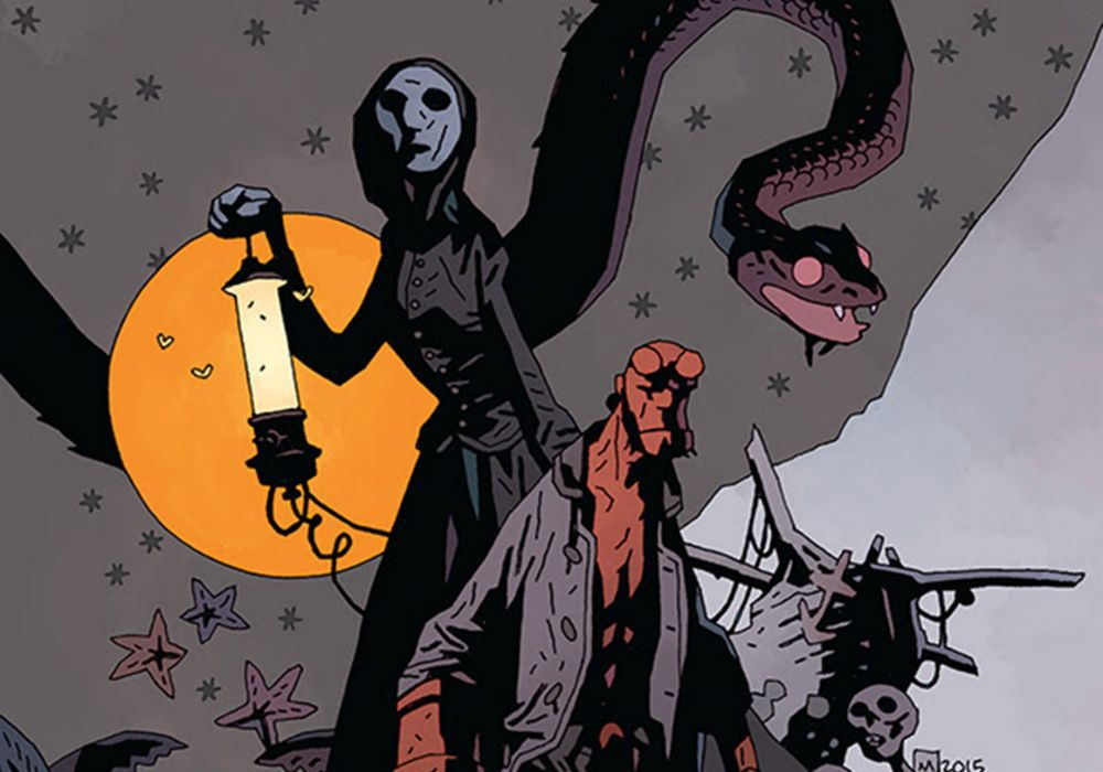 Feature: Hellboy: Into the Silent Sea
