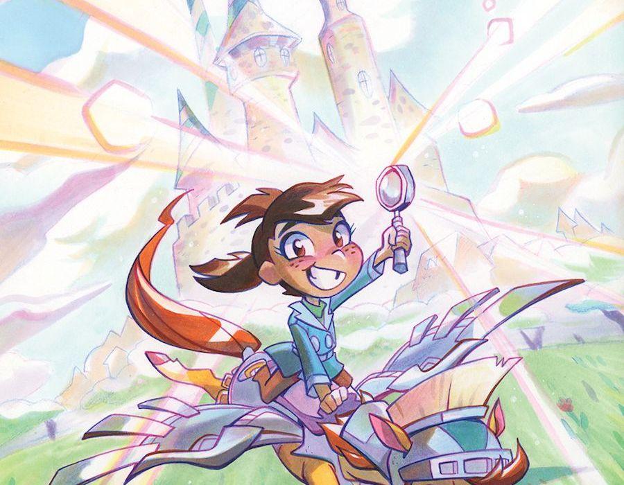 Mega Princess #1 Featured