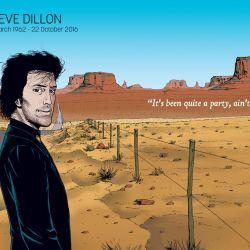 Steve Dillon RIP