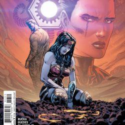 Wonder Woman #13 Featured