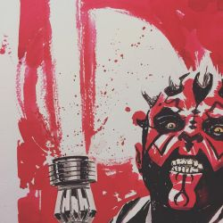Darth Maul Michael Walsh