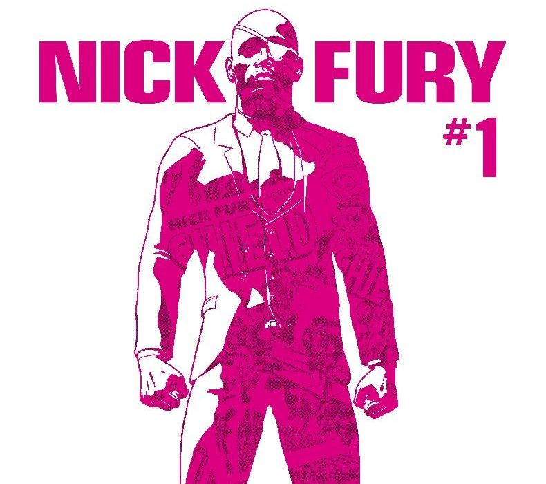 Nick Fury 1 Featured