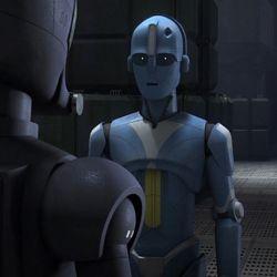 Star Wars Rebels Warhead