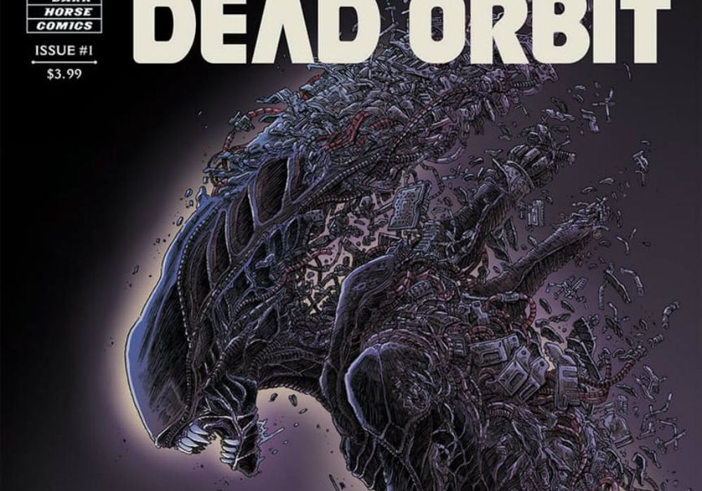 aliens dead orbit #1 featured