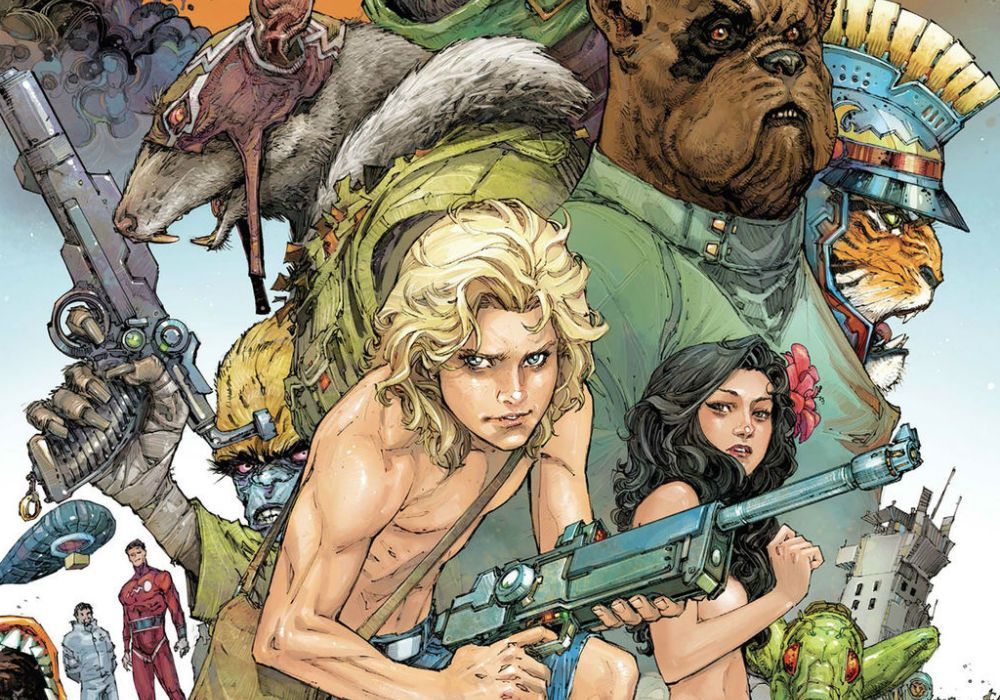 Kamandi Challenge 2 Featured