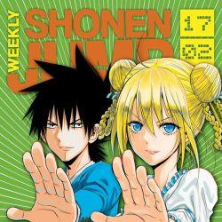 Weekly Shonen Jump 2-27-17 Featured