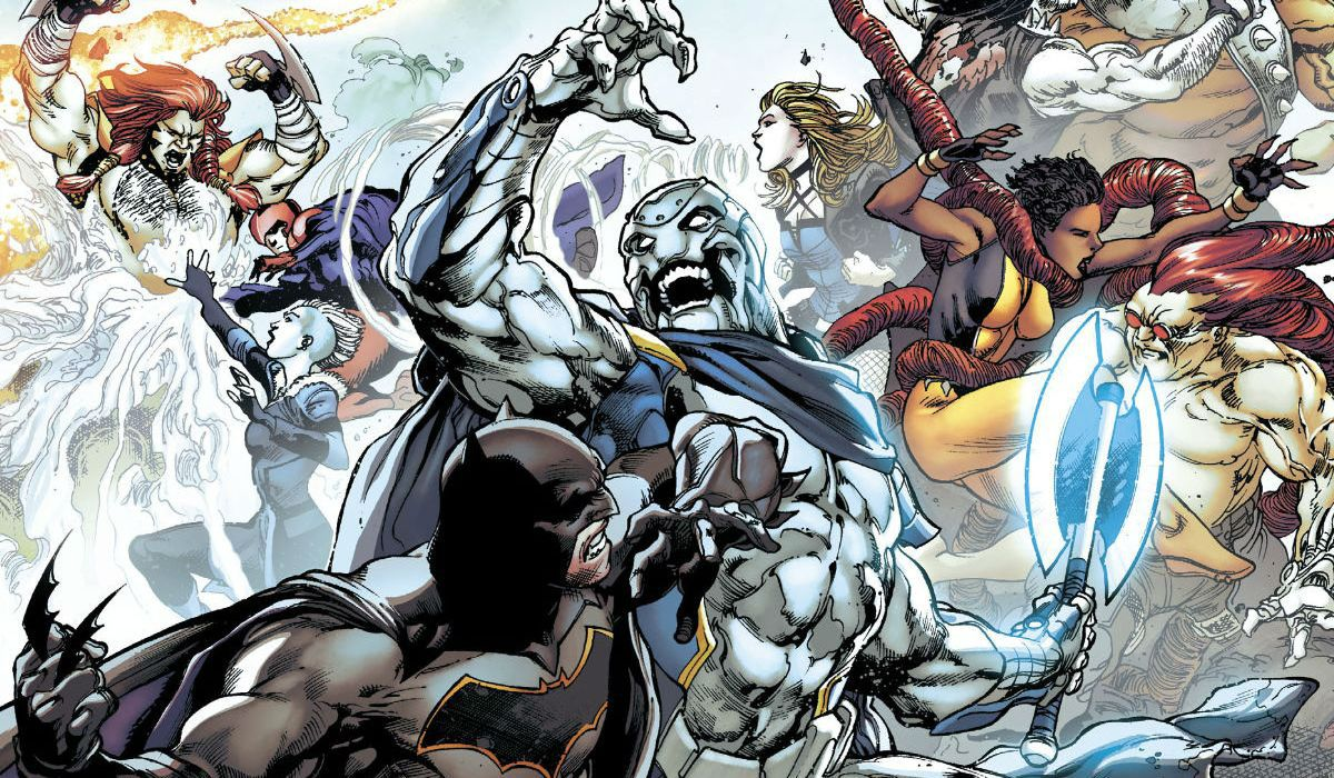 Justice League of America #2 Featured