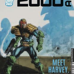 2000 AD Prog 2024 Featured