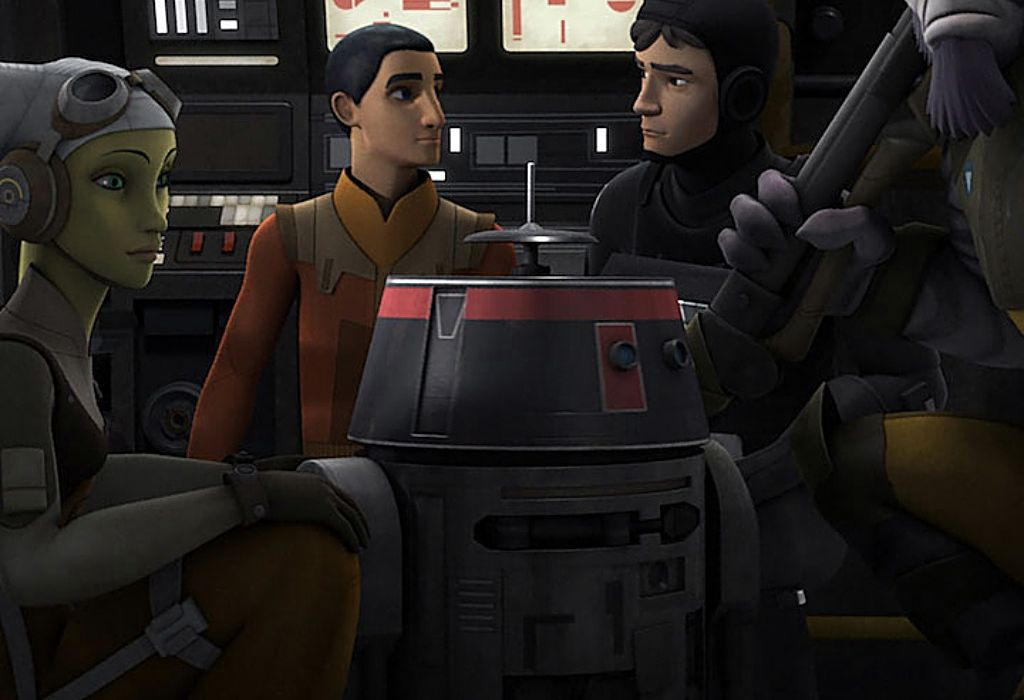 Star Wars Rebels Double Agent Droid