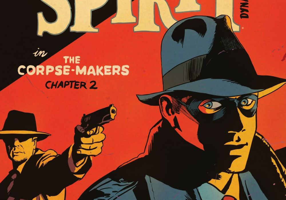 The Spirit Corpse Makers #2 Featured
